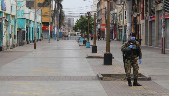 Desde este domingo, y hasta el 14 de febrero, Lima metropolitana, Lima provincias, el Callao, Huánuco, Pasco, Áncash, Junín, Huancavelica, Ica y Apurímac entrarán en confinamiento total debido al agravamiento de la pandemia del COVID-19. (Foto: Archivo GEC).