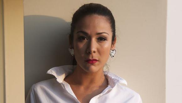 """Magdyel Ugaz se prepara para dar vida a """"Colorina"""" en la nueva producción de América TV. (Foto: archivo El Comercio)"""