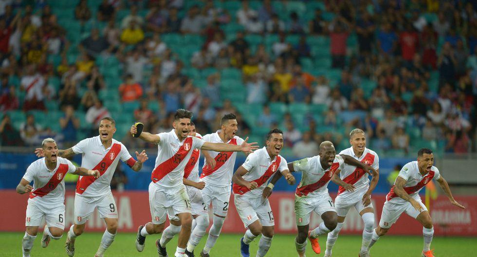 Perú vs. Chile: indumentarias aprobadas para las semifinales de la Copa América 2019. | Foto: AFP