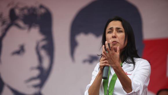 Heredia es desde diciembre del año pasado presidenta del Partido Nacionalista. (Foto: Archivo El Comercio)