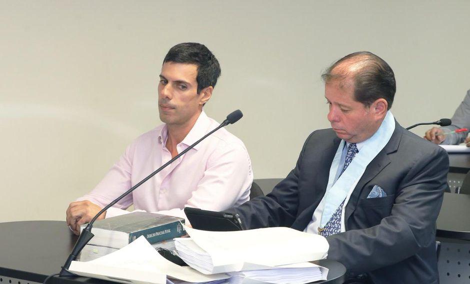 Miguel Atala Nemi, hijo del ex funcionario aprista Miguel Atala, no podrá salir del país por 12 meses