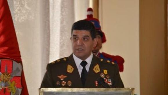 Se trata del general EP Manuel Jesús Martín Gómez de la Torre Araníbar, integrante de la promoción del expresidente Ollanta Humala. (Foto: Extra)