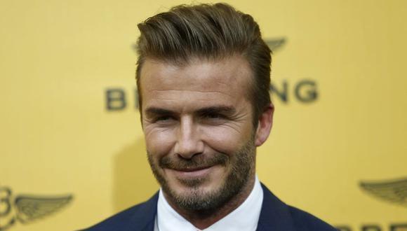 David Beckham apuesta por un proyecto grande para Inter Miami en la MLS. (Foto: EFE)