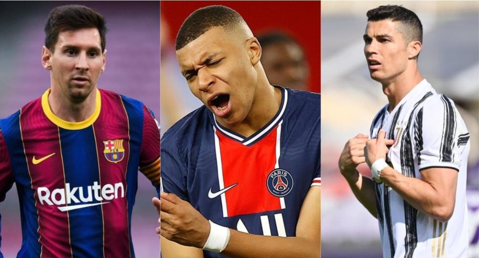 Lionel Messi, Kylian Mbappé y Cristiano Ronaldo: ¿cuál será el futuro de los tres?