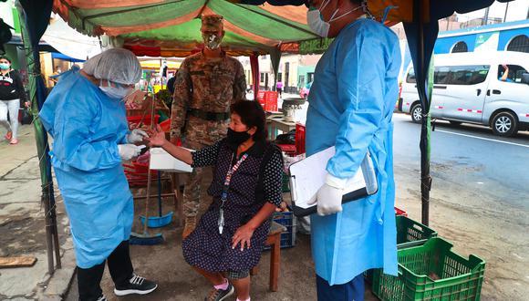 Coronavirus en Perú: Operación Tayta inicia el año con 18 intervención en distintas regiones (Foto: Mindef)