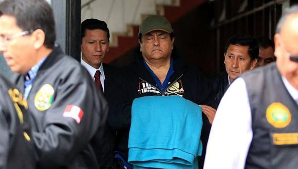 Benedicto Jiménez será interrogado el miércoles 26 por comisión