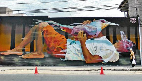 """Crónica: """"El arte de hablarles a las paredes"""""""
