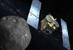 Sonda japonesa Hayabusa-2 trae a la Tierra muestras de asteroide