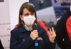 Exviceministros del Minsa informaron a Mazzetti que se vacunaron contra el COVID-19, según ministro Ugarte