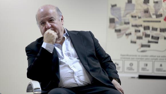 Postulación a la presidencia del candidato Hernando De Soto en suspenso. (Foto: Diana Chávez)