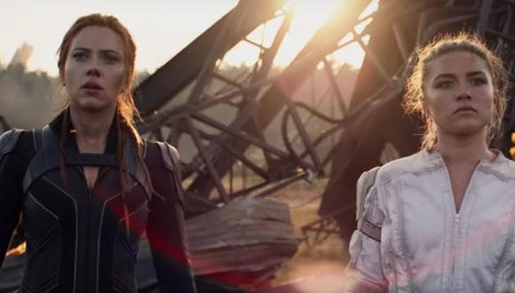 Faltan muy pocas semanas para el esperado estreno de la película Black Widow | Foto: Captura / Marvel