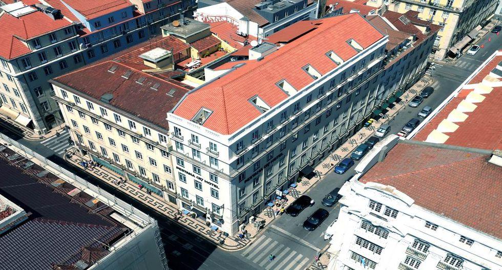 Estos son los hoteles de Cristiano Ronaldo