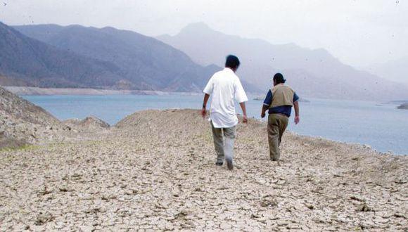 Declaran emergencia hídrica en siete regiones