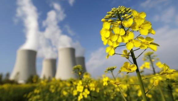 Energía nuclear: un arma para combatir el cambio climático