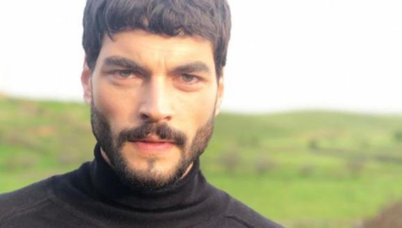 El actor se ha convertido en uno de los galanes más seguidos de las telenovelas turcas (Foto: Akın Akınözü / Instagram)
