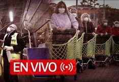 Coronavirus EN VIVO | Últimas noticias Covid-19 EN DIRECTO | Muertos y casos en el mundo, hoy viernes 05 de junio