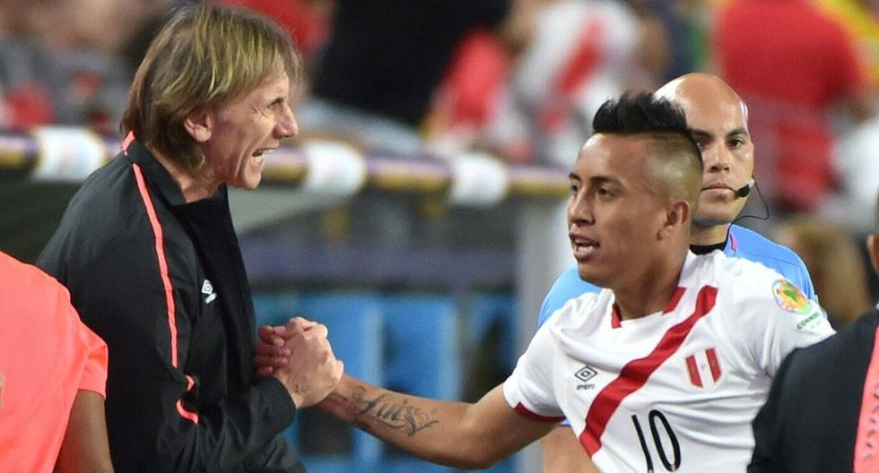 Cueva es el tercer jugador con más partidos, por debajo de Yotún y Ramos. (Foto: AFP)