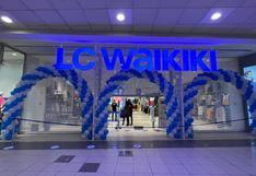 Fast fashion turca LC Waikiki abre su primera tienda de la región en Plaza Norte