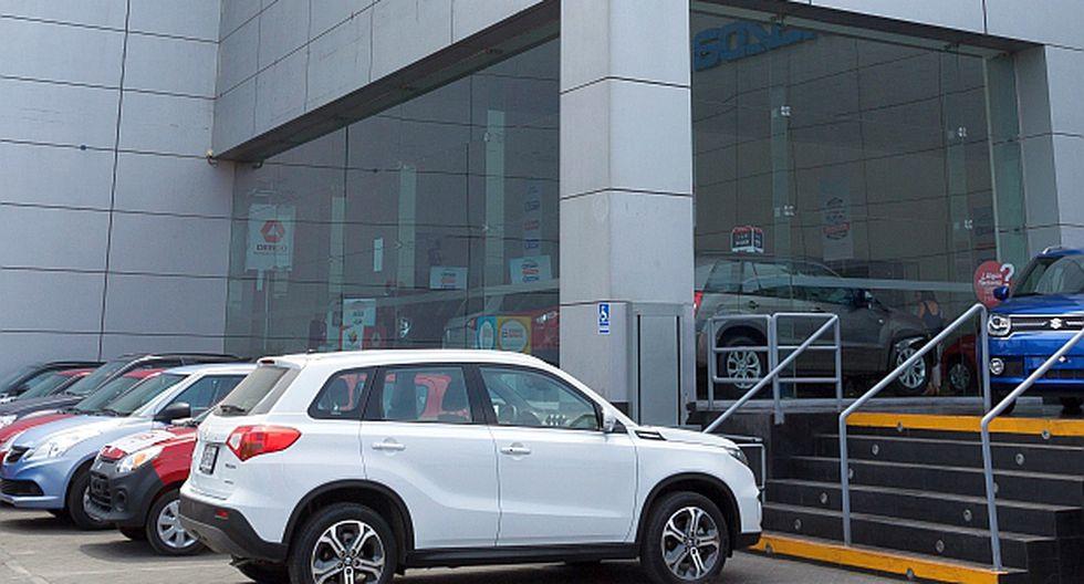 Las empresas chilenas explican casi el 55% de las ventas en el sector automotor peruano. (Foto: El Comercio)