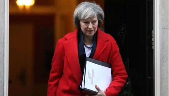 La visión de Theresa May sobre el Brexit, de la A a la Z