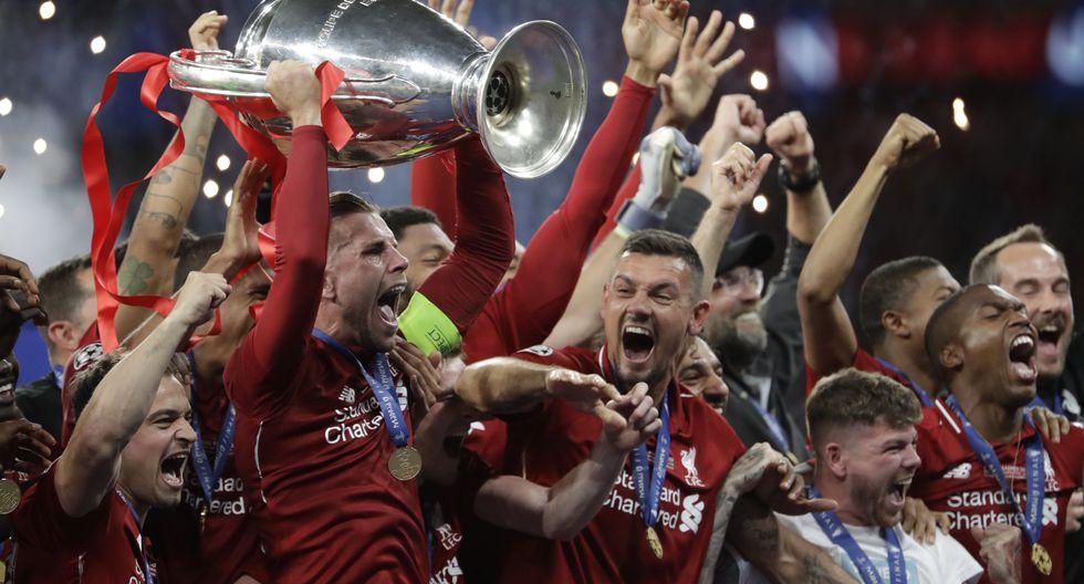 El Liverpool de Jürgen Klopp vuelve al Wanda Metropolitano donde se consagró campeón de la última Champions. Esta vez será para enfrentar al difícil Atlético en octavos de final. (Foto: AP).