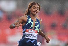 Sha'Carri Richardson, la atleta de EE.UU. que clasificó a Tokio 2020 días después de morir su madre