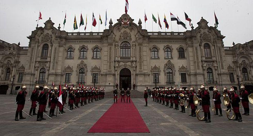 Gana Perú y Perú Posible se reunieron con Humala en Palacio