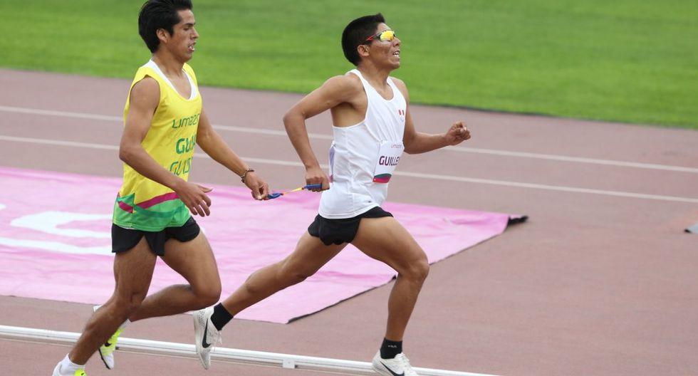 Parapanamericanos: Guillén ganó medalla de oro para Perú, pero fue descalificado minutos después. (Foto: Violeta Ayasta)
