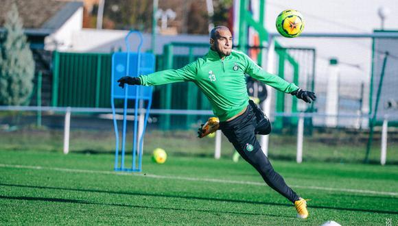 Miguel Trauco fue convocado para duelo ante PSG por la Ligue 1   Foto: Saint-Étienne