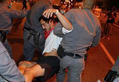 Primera manifestación contra Netanyahu en Jerusalén desde el reconfinamiento  | FOTOS