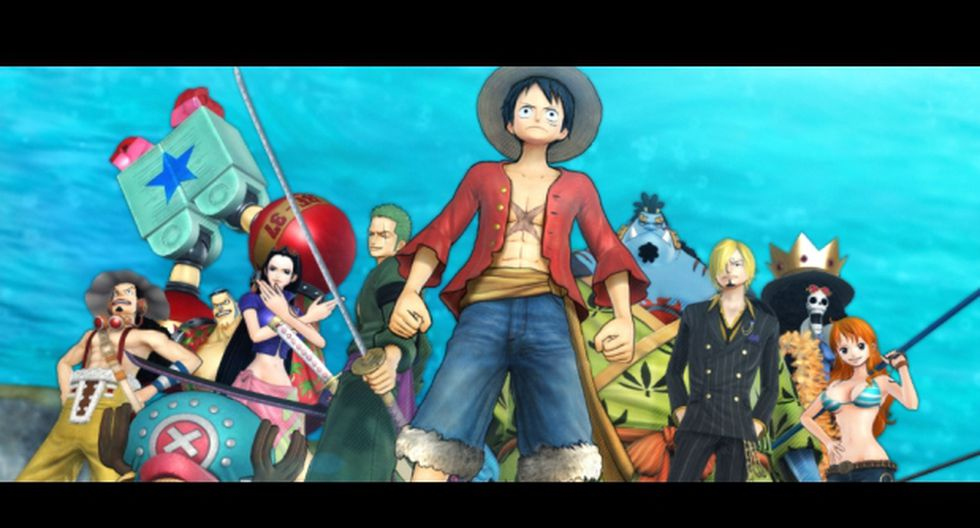 Confirman One Piece: Pirate Warriors 3 para el 2015