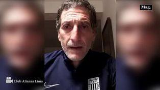 El técnico de Alianza Lima hizo un pedido especial a sus hinchas