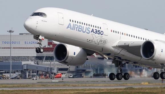 La OMC autorizó a EE.UU. a imponer aranceles por US$7.500 millones a bienes y servicios de la UE durante un año en represalia por las ayudas de la UE a Airbus. (Foto: Reuters)