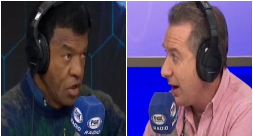 Uribe, Fleischman y los comentarios de la eliminación de Perú de los Juegos Panamericanos Lima 2019   VIDEO. (Video: FOX Sports / Foto: Captura de pantalla)