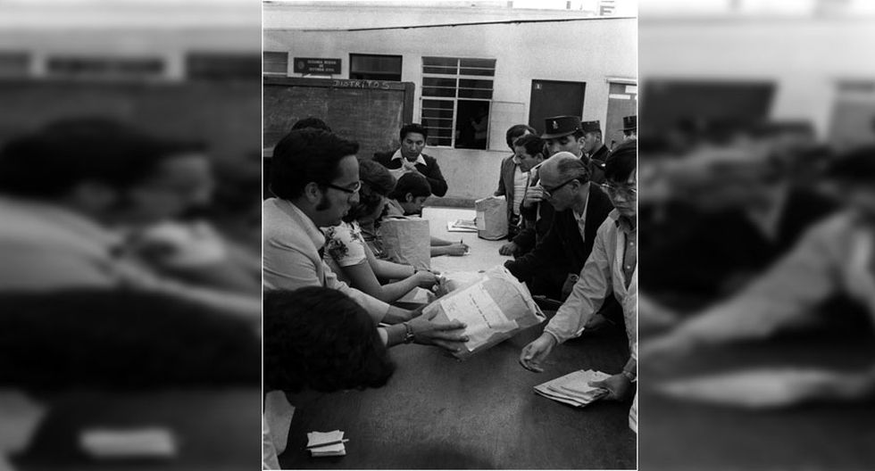 """El Comercio describió estas elecciones municipales de Lima como de """"ejemplar lección cívica"""". (Archivo: El Comercio)"""
