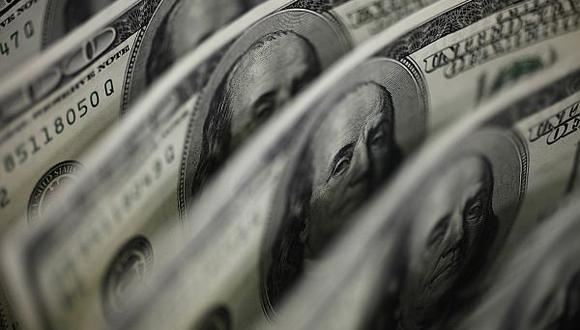 Depósitos en dólares aumentaron 25,96% al cierre del 2013