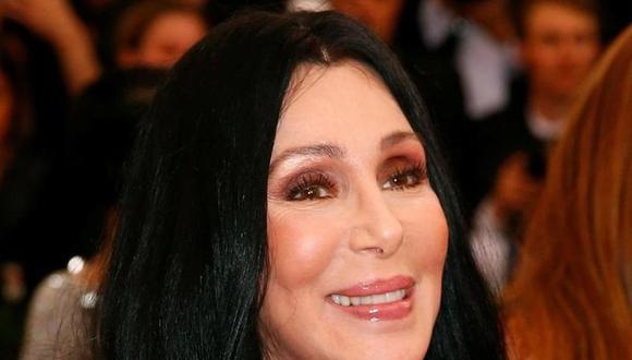 Cher debió disculparse por un controvertido tuit.  (Foto: Reuters)