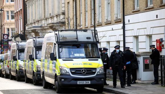 La policía de Londres intervino una boda con 400 invitados, cuando el máximo de asistentes a reuniones es 15 personas según las disposiciones del Gobierno para frenar el coronavirus. (Imagen referencial: Reuters)