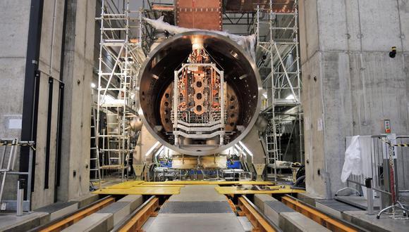 El reactor instalado en Hefei es utilizado para realizar experimentos en los que ha alcanzado una temperatura de 100 millones de grados. (Foto referencial: EFE)