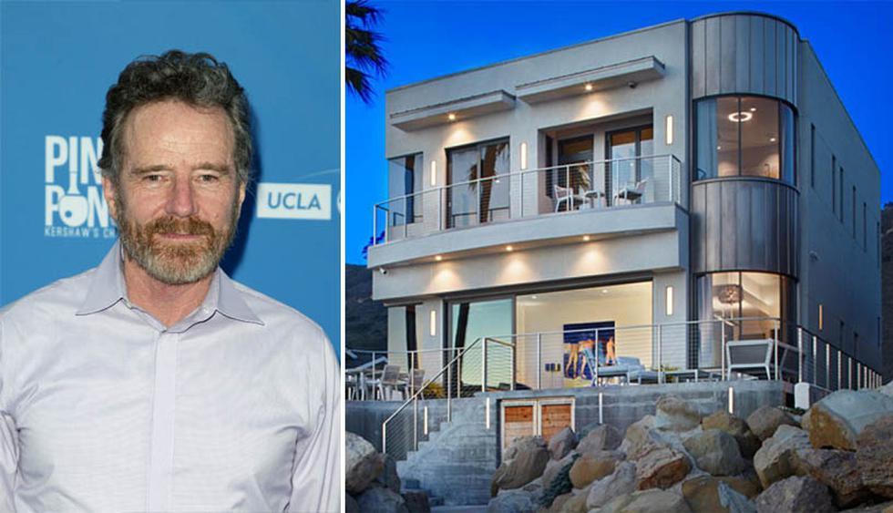 Bryan Cranston se asoció con el equipo de producción de Real Green TV y 3 Palms Project, una empresa especializada en construir viviendas ecológicas. (Fotos: 3 Palms Project)