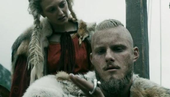 """Vikings"" temporada 6: fanáticos revelan un agujero en la trama durante la fuga de Ubbe de Kjetill (Foto: Vikings / Netflix)"