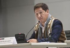 Guido Bellido: Comisión de Ética revisará pedido para investigar denuncia en su contra