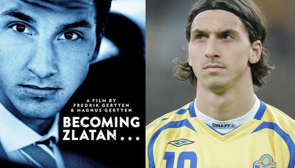 "Netflix: ""Becoming Zlatan"", un documental para futboleros"