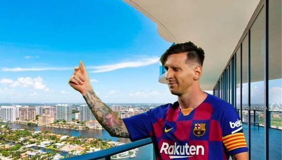 Familia de Lionel Messi compró lujosa propiedad en Miami (Foto: The Carroll Group)