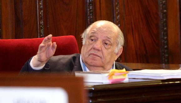 Alberto Químper pide no ser interrogado por más de hora y media