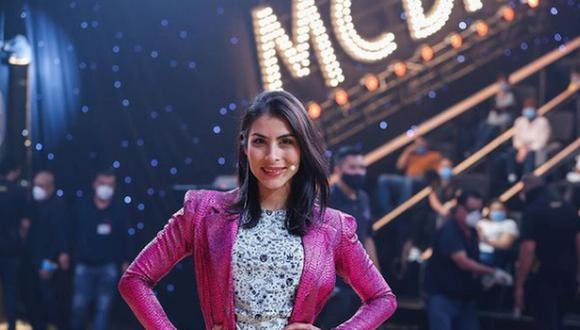 La cantante mexicana reveló que vivió un grave accidente cuando practicaba pole-dance (Foto: Instagram / María León)