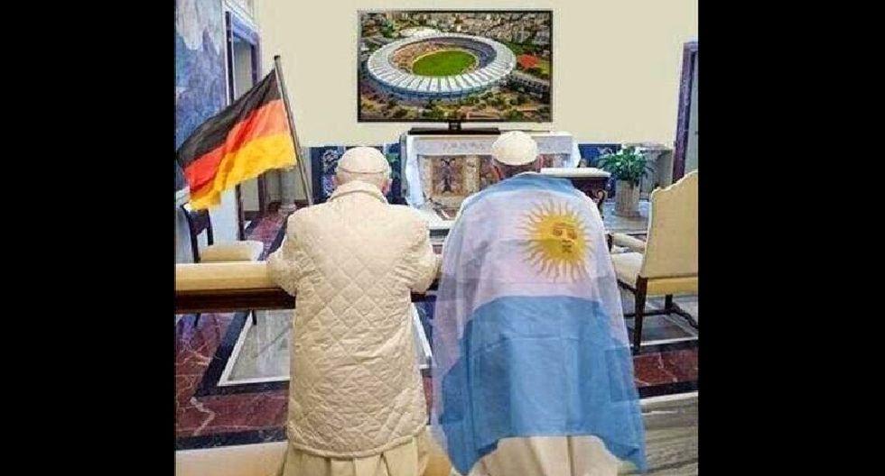 Alemania vs. Argentina: los memes de la final del Mundial - 17