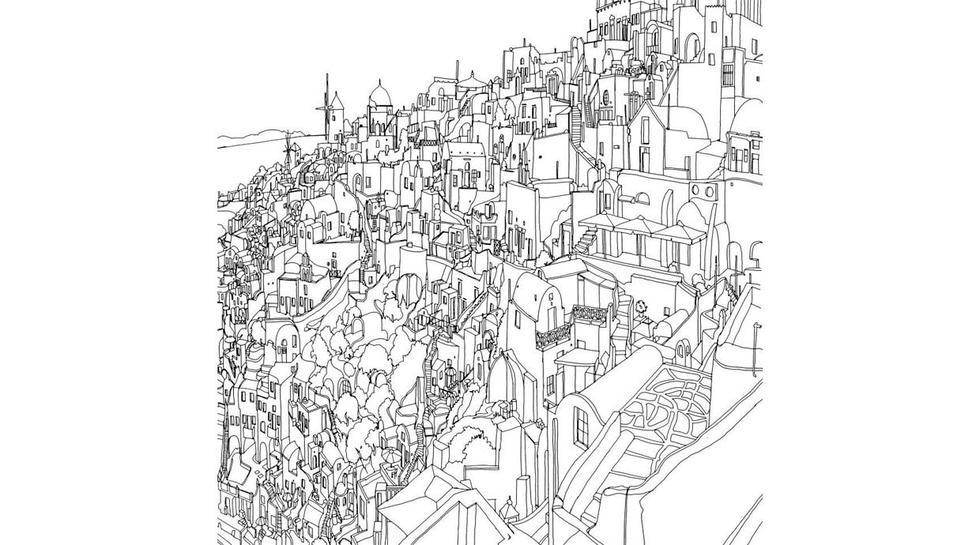 """Este libro ilustrado te hará """"viajar"""" por 60 ciudades del mundo - 3"""