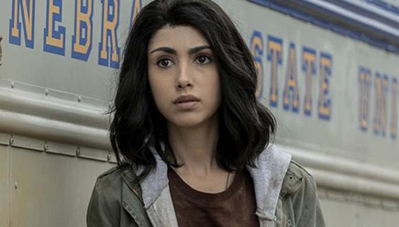 "Alexa Mansour interpreta a Hope en ""The Walking Dead: World Beyond"", el nuevo spin-off del drama zombi (Foto: AMC)"
