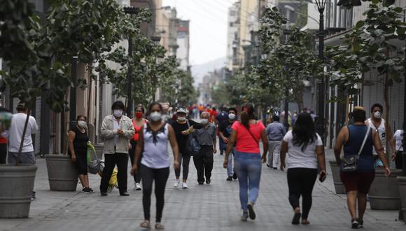 En Lima Oeste, la temperatura máxima llegaría a 20°C, mientras que la mínima sería de 15°C. (Fotos Diana Marcelo / GEC)